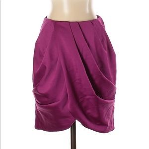 NWT Missguided fuschia tulip skirt 4